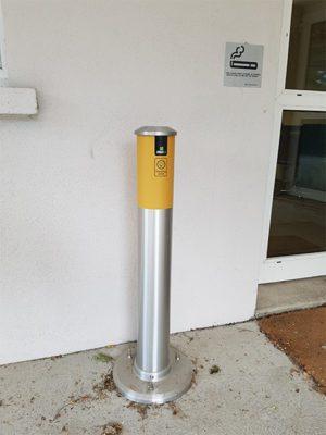 cendrier urbain smoking solution west Melbourne