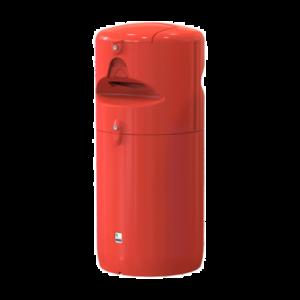 poubelle Essence Tower polyéthylène station service et station lavage avec distributeur gants et serviettes