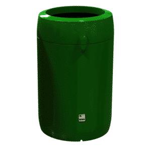 poubelle wynwood open urbaine plastique polyéthylène